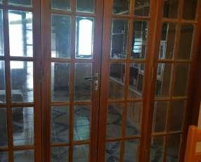 Puerta ventana 2x2