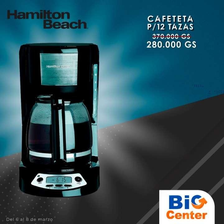 Hamilton Beach Cafetera Programable - 0