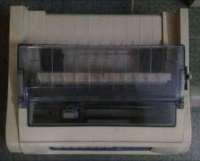 Impresora matricial Oki ML420