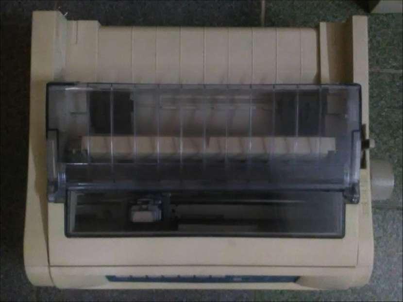 Impresora matricial Oki ML420 - 0