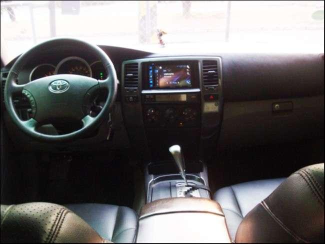 Toyota Runner 2006 motor 4.0 naftero automático versión americana - 6