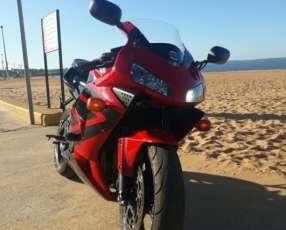 Moto Honda CBR 600rr 2004