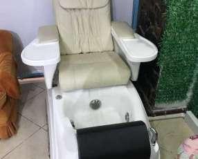 Salón de belleza peluquería spa