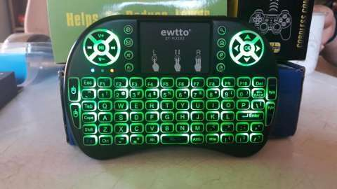 Mini teclado smart