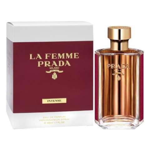 Perfume Prada La Fenme Intense Eau de Parfum Femenino 50 ml