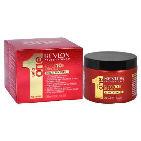 Máscara Capilar Revlon Uniq One Super10R 300 ml