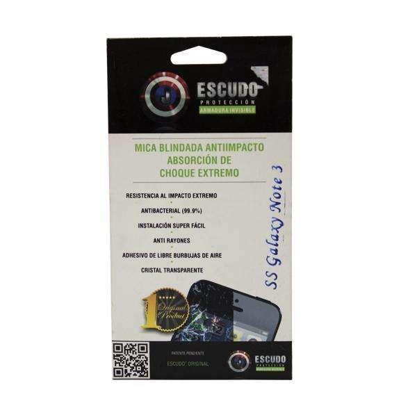 Lamina Protectora Escudo Proteccion para Samsumg Galaxy Note 3 - 0