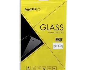 Lamina de Vidro Mango Para Alcatel One Touch Idol 3 6039 Pro+ Glass