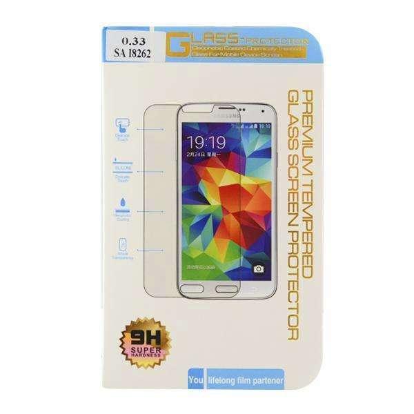 Lamina de Vidro Tenperado Para Samsung Galaxy Core1 8262 0.33 Glass - 0