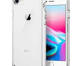 Funda para iPhone 7 y 8 Spigen Ultra Hebrid 2 042CS20927 - Transparente