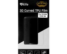 Lamina para Samsung Galaxy S8 4life 3D Curved - Transparente