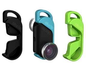Lente Olloclip OCEU-IPH6-FW2M-SB Lens 4 en 1 para iPhone 6|6S|6S Plus