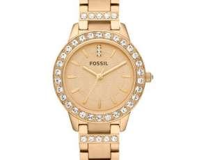 Reloj Femenino FOSSIL ES3020 - Rosado|Dorado
