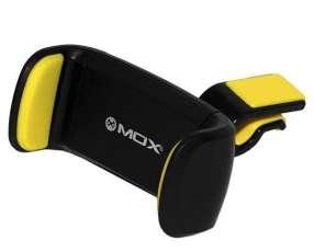 Soporte Universal para Celular Mox H13 Clip - Negro Amarillo