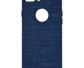 Funda para iPhone 7|8 Plus WESDAR - Azul Escura|Negra
