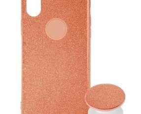 Funda para iPhone Xs 4life - Coral