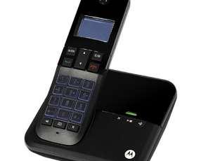 Teléfono Wireless Motorola M4000CE DECT 6.0com Identificador de Chamadas Bivolt - Negro