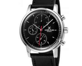 Reloj Masculino Daniel Klein DK11852-2 - Negro|Plateado