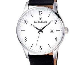 Reloj Masculino Daniel Klein DK11995-1 - Negro|Plateado