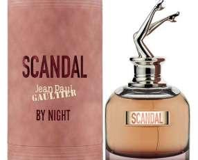 Perfume Jean Paul Gaultier Scandal be Night Intense Eau de Parfum Femenino 80 ml