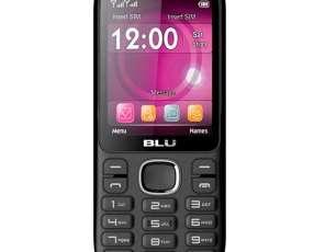 Celular BLU Jenne TV 2.8 T276T dual SIM pantalla de 2.8 cámara de 1.3mp negro rojo