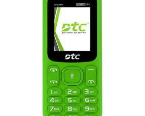 Celular DTC King Pro B501 Dual SIM de 1.8