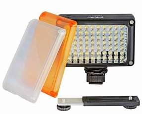 Iluminador LED Yongnuo YN0906 II con 70 LEDs de 5500K