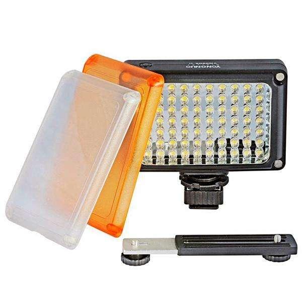 Iluminador LED Yongnuo YN0906 II con 70 LEDs de 5500K - 0
