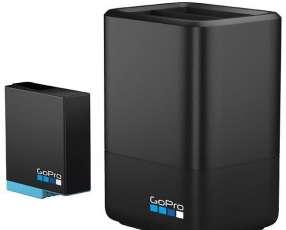 Cargador de Batería GoPro AJDBD-001 + Batería 1.220 mAh - Negro