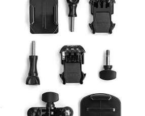 Kit de Accesorios para Cámaras de Acción GoPro AGBAG-002 - Negro