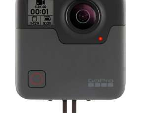 Cámara de Acción GoPro Fusion CHDHZ-103 18MP 5.2K Captura de 360º - Negra