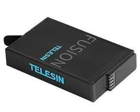 Batería 2.720 mAh para Cámara GoPro Fusion Telesin GP-BTR-FS1