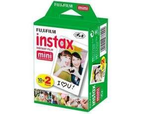 Cámaras instantáneas Instax Mini Film Pack 10x2