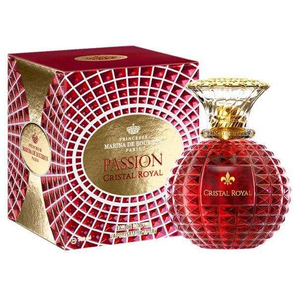 Perfume Marina de Bourbon Cristal Roeal Passion Eau de Parfum Femenino 100 ml - 0