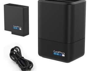 Cargador de Bateria GoPro AADBD-001 + Bateria 1.200 mAh - Negro