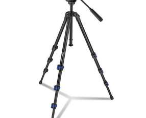 Tripode Weifeng WT-5316 Profesional con 160 cm p  Cámaras y Filmadoras - Negro