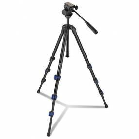 Tripode Weifeng WT-5316 Profesional con 160 cm p| Cámaras y Filmadoras - Negro