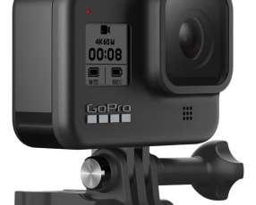 Cámara de Acción GoPro Hero 8 Black CHDHX-801-RW 12MP 4K con Wi-Fi y Comando de Voz - Negra