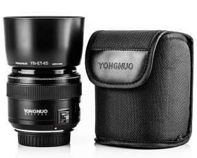 Lente para Cámaras Canon Yongnuo YN85mm F1.8