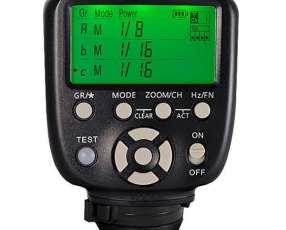 Control para Flash Yongnuo YN560-TX II para Cámaras Canon - Negro
