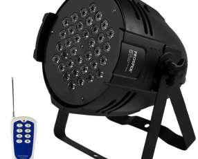 Refletor LED Prosper P-236 4.600 watts Bivolt - Negro