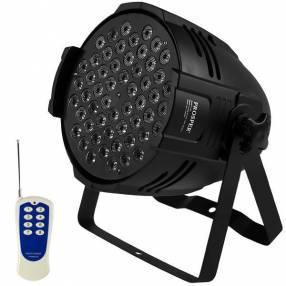 Refletor LED Prosper P-254 5.400 watts Bivolt - Negro