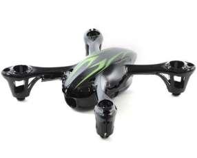 Carcasa X4 H107-A22 para Drone Hubsan X4 H107C - Negro|Verde