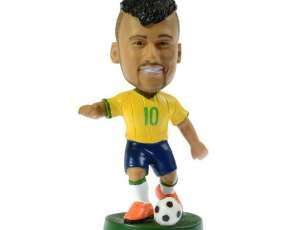 Muñeco Comenorativo Copa 2018 S-1N Neemar - Brasil