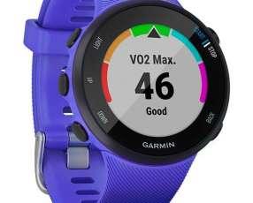 Reloj Cardíaco Garmin Forerunner 45S 010-02156-01 39 mm GPS - Azul|Negro