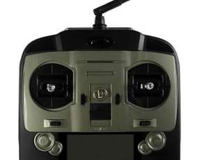 Control para Drone H201 Hubsan H201-24 - Negro