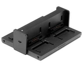 Cargador de Bateria DJI Part2 P1CH para 4 Baterias - Negro