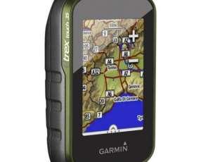 GPS Garmin eTrex Touch 35 TFT de 2,6