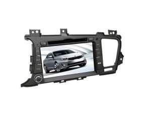 Central Multimedia para Kia Optima 2012 Aikon 8991 LCD 7