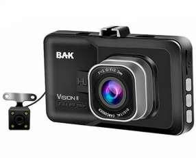 Cámara para auto BAK BK-692DVR Full HD con Tela 3.0